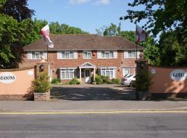 Four Seasons Guest House, Gatwick