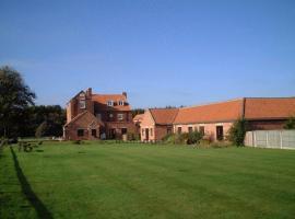 Redbrick House, Mansfield