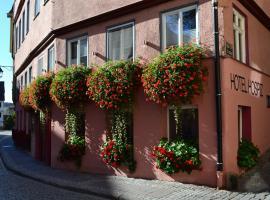 Hotel Hospiz, Tübingen