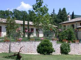 Agriturismo Sasso Rosso, Capodacqua