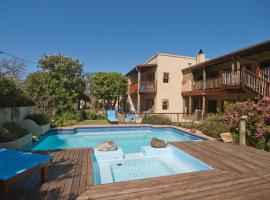 At the Woods Guest House, Stormsrivier
