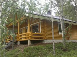 Hoviranta Tiainen Cottage, Korvala