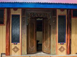 Hawaiian Balinese Temple House