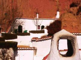 Cuevas Pedro Antonio de Alarcon, Guadix