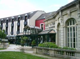 Hôtel Restaurant Du Parc de la Colombière, Dijon