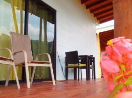 Eden Tica Lodge, Uvita