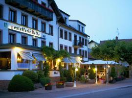 Logis Hostellerie Belle-Vue, Wangenbourg