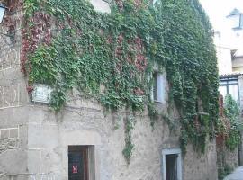Casa Rural Corvina, Acebo