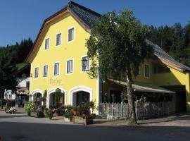 Haus Central, Fīberbruna
