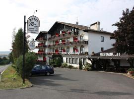 Hotel Rhönhof, Staatsbad Brückenau