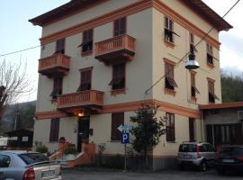Albergo Chiara, Savignone