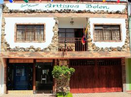 Antigua Belen, Bed & Breakfast, Bucaramanga