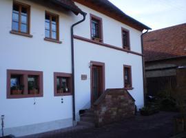 Ferienhaus Schilling, Bad Bergzabern