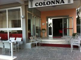 Albergo Colonna, Ріміні