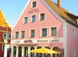Hotel Weisses Lamm, Allersberg