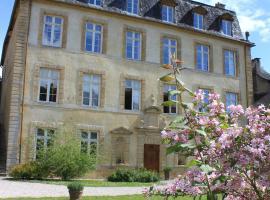 Le Château Ricard, Saint-Geniez-d'Olt