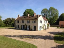 Chambres d'Hôtes Grand Bouy, Berry-Bouy