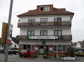 Gasthof und Pension Mainzer Rad, Schwetzingen