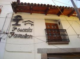 Posada Familiar María Dolores, Malinalco