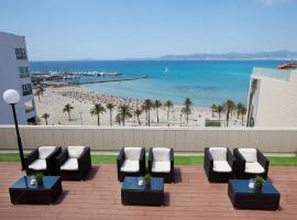 哇啦海灘酒店, 埃爾阿雷納爾