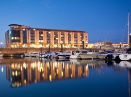 Radisson Blu Waterfront Hotel Jersey 4 Star Saint Helier