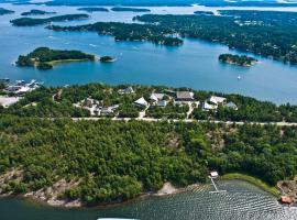 Djurönäset Hotell & Konferens, Djurhamn