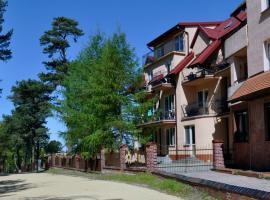 Pensjonat Resident, Krynica Morska