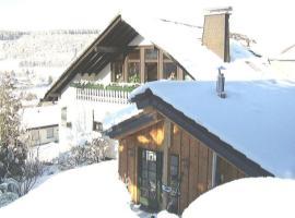 Haus Sonnenhügel, Winterberg
