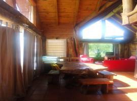 Casa Tierra Sur, Panguipulli