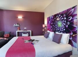 Inter-Hotel Saint Martial, Limoges
