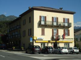 Albergo Belvedere, Losone