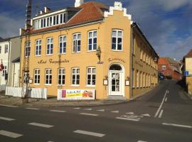 Hotel Færgegaarden Faaborg, Faaborg