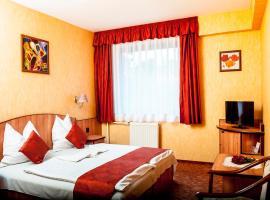 Beatrix Hotel, Budapest