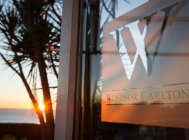 The Windsor Carlton - Guest Accommodation, Ventnor