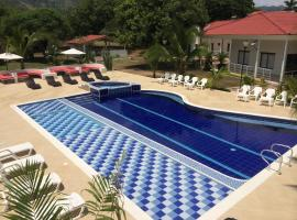 Arizona Ranch Hotel, Girardot