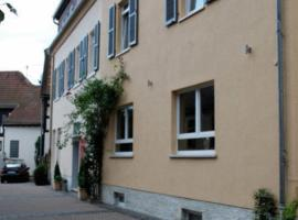 Hotel Restaurant Alter Hof, Hofheimas prie Taunuso
