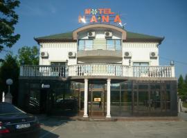 Motel Nana, Banja Luka