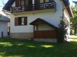 Rooms Lucija, Poljanak