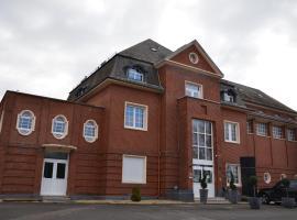 Hôtel la Régie, Briey