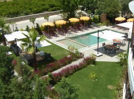 Yahsi's Yahsi Resort Aparts, Ortakent