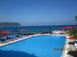 Crystal Blue Beach Resort, Chekka