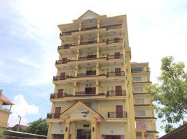 Sopheak Mongkul Saphir Hotel, Kampong Cham