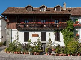 Hostal Casa Blasquico - Restaurante Gaby, Hecho