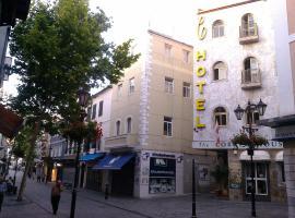 Continental Hotel, Gibraltar