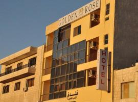 Golden Rose Hotel, Aqaba