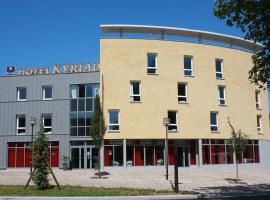 Kyriad Charleville Mezieres, Charleville-Mézières