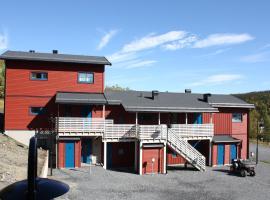 Bydalens Wärdshus, Fjällhalsen