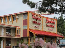 Redford Motel, Port Alberni