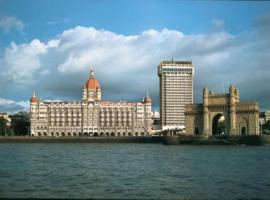 The Taj Mahal Palace & Tower Mumbai