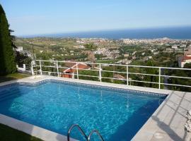 Villa Alella Sea Views, Alella